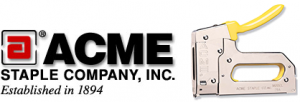 ACME STAPLE COMPANY, Inc. Established 1894