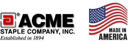 ACME Logo Header Made in America