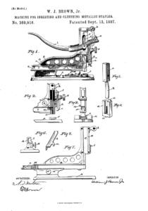Acme Patent #369916